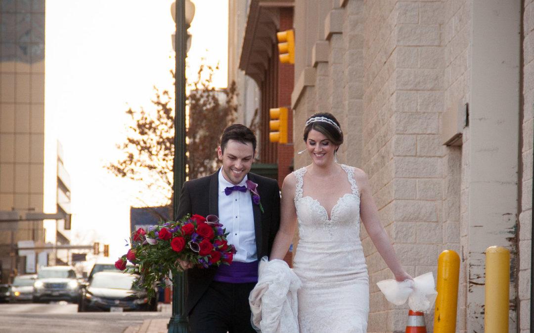 Tcu Wedding In Fort Worth Texas By Silver Spring Wedding